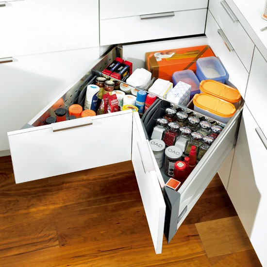 Storage Ideas For Deep Kitchen Drawers: Kitchen Storage - 10 Of The Best