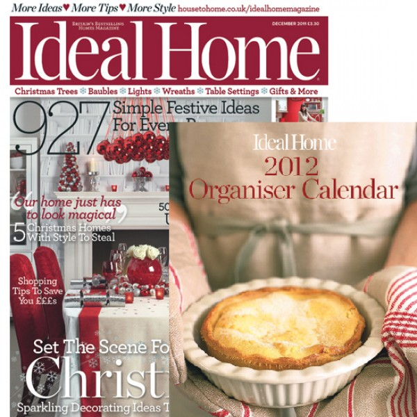 don 39 t miss december 39 s ideal home magazine