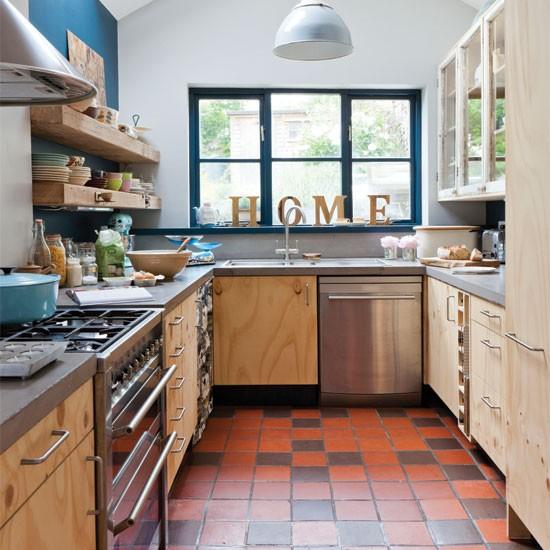 Bespoke wood kitchen kitchen decorating ideas for Bespoke kitchen ideas