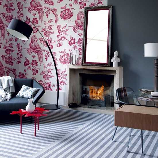 Multi-coloured living room | Living room colour schemes - 10 of the best | Living room decorating ideas | PHOTO GALLERY | Livingetc