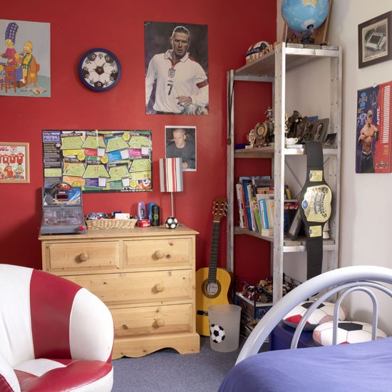 Boys' Bedrooms - 10 Of The Best
