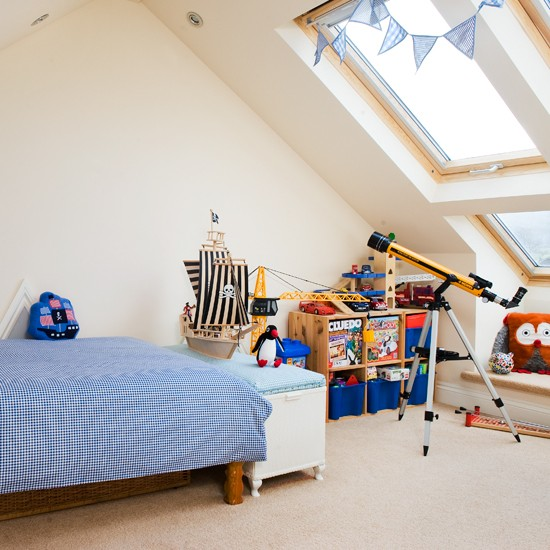 Wonderful Bedroom Decors For Naughty Little Boys