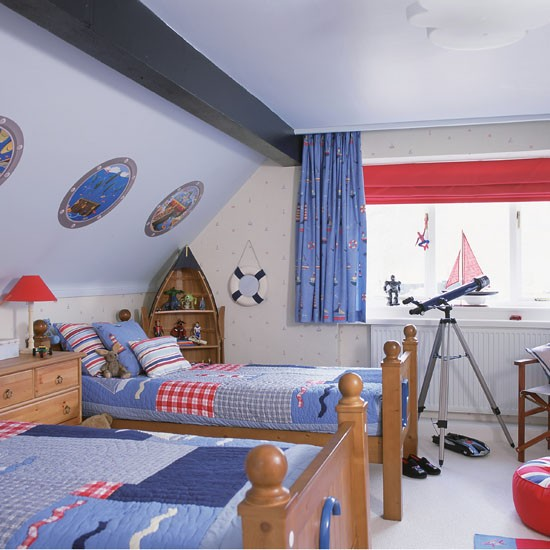 Smart twin room | Boys' bedrooms - 10 of the best | housetohome.