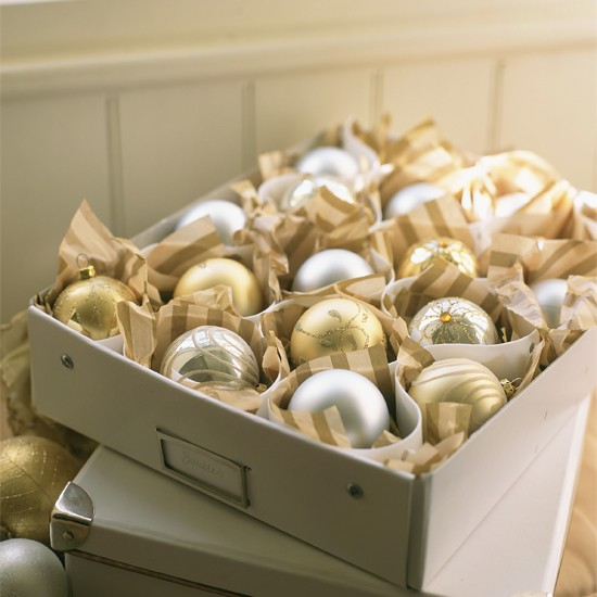 How To Store Christmas Decorations 10 Ideas