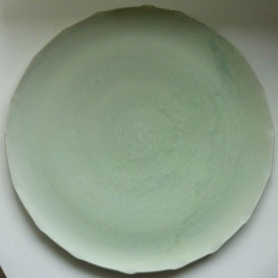 Lace Dinner Plate From Soendergaard Design Ceramic