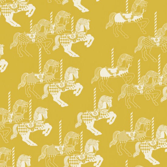 Fayre's Fair wallpaper from Mini Moderns | Children's bedroom wallpapers - 10 of the best | Children's room ideas | PHOTO GALLERY | Housetohome.co.uk