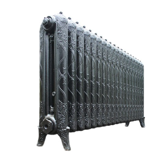 Cast iron radiator from The Old Radiator Company | Radiators | 25 Beautiful Homes | PHOTO GALLERY | Housetohome