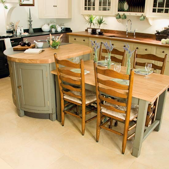 Dining island  Kitchen islands  10 ideas  Kitchen planning