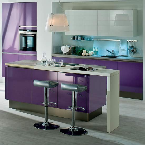 Freestanding island kitchen islands 15 design ideas for Breakfast bar ideas for small kitchens
