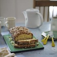 This moreish cake is perfect with an afternoon cup of tea