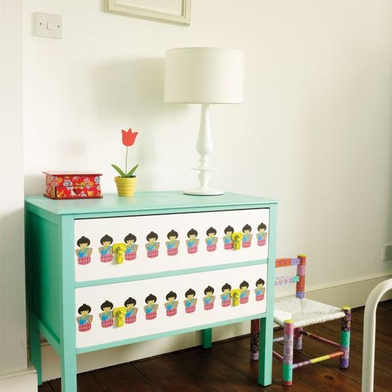 Children Room Storage Ideas 550 x 550