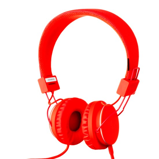 Red headphones by House of Fraser | Valentine's Day gifts for him ...
