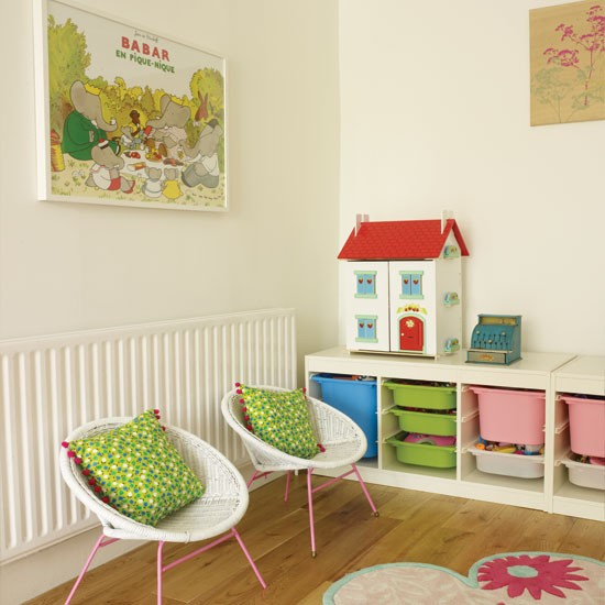 Kids Playroom Storage Ideas Uk