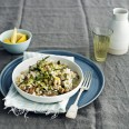 This seafood risotto recipe from Homes & Gardens is mouth-wateringly good