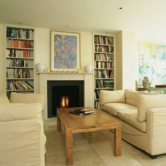 Living Room Alcove Ideas