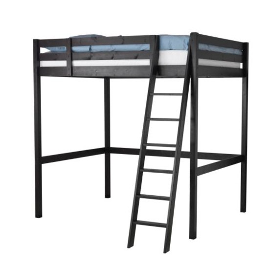Stora loft bedframe from ikea space saving beds 10 for Space saver beds ikea