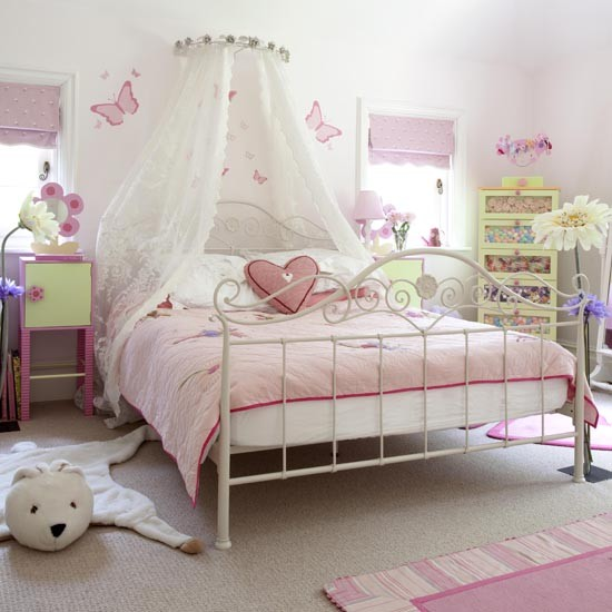 Pretty Princess Bedroom Girls 39 Bedrooms 10 Stylish