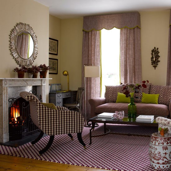 Painting a fireplace and alcoves easy home decorating ideas for Alcove ideas decoration