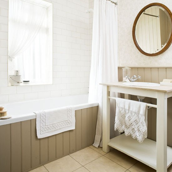Bathroom 1930s house tour 25 beautiful homes for Bathroom ideas 1930s semi