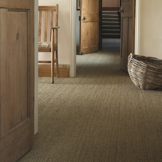 For A Floor That S Hard Wearing: Fine Seagrass Original In Natural From Crucial Trading
