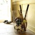 Bat and ball basket from Great Little Trading Company | Hallway storage | Hallway | PHOTO GALLERY | Ideal Home | Housetohome