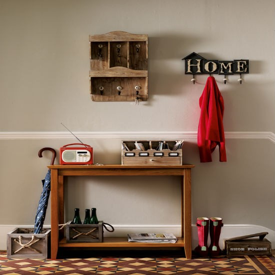 Hallway storage from John Lewis | Hallway storage | Hallway | PHOTO GALLERY | Ideal Home | Housetohome