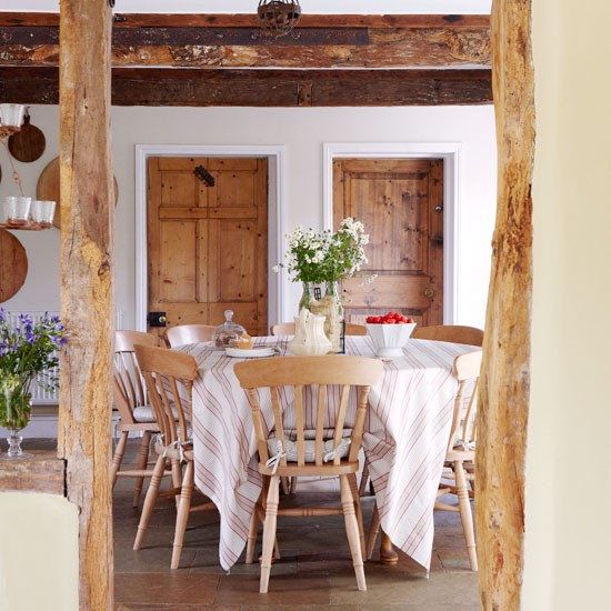 Breakfast room | country | House tour | Country Homes & Interiors