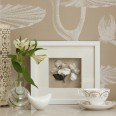 Display vintage finds or flowers to create a beautiful decorative effect