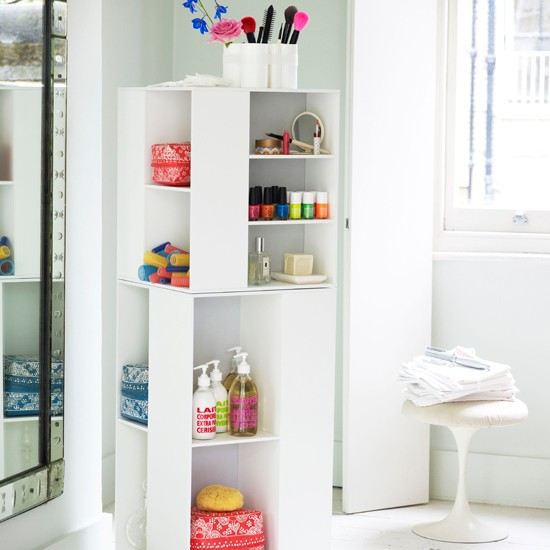 Bathroom Storage unit | Family bathrooms - 10 of the best | Bathrooms ...