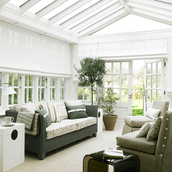 Second living space conservatories 10 of the best for Glass rooms conservatories
