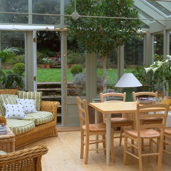 Kitchen extension conservatories 10 of the best for Conservatory dining room design ideas