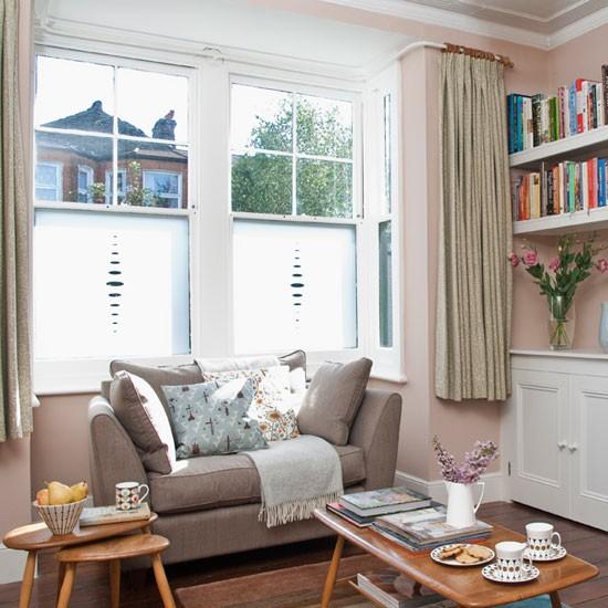 Mid Century Living Room Mid Century Style Edwardian Terrace
