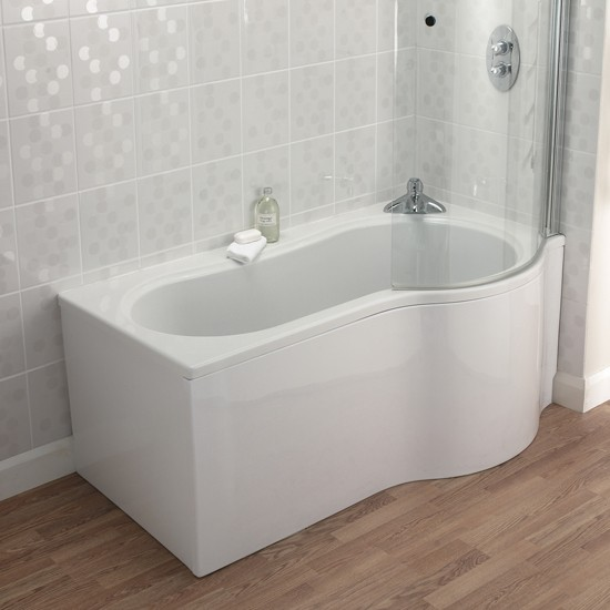 beresford shower bath from homebase shower baths 10 of