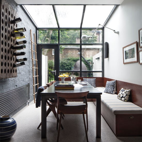 Dining room | Take a tour around a five-storey townhouse in London | Reader home | PHOTO GALLERY | Livingetc