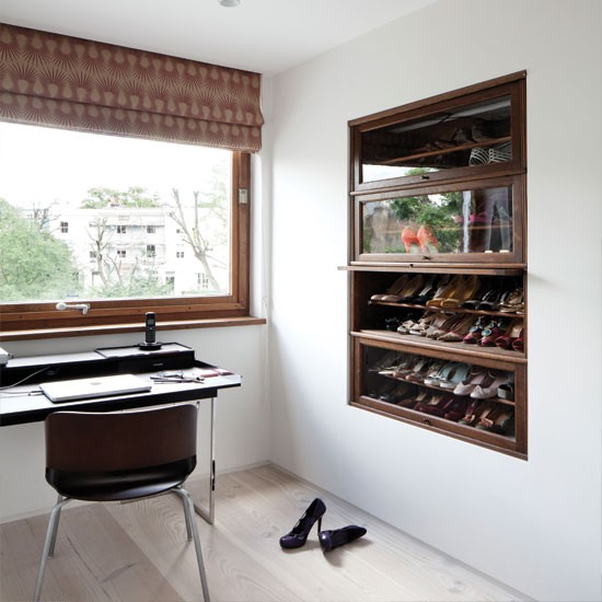 Home office | Take a tour around a five-storey townhouse in London | Reader home | PHOTO GALLERY | Livingetc