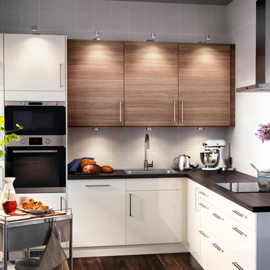 Ikea Kitchen Cupboards: Budget Kitchens - 10 Of The Best