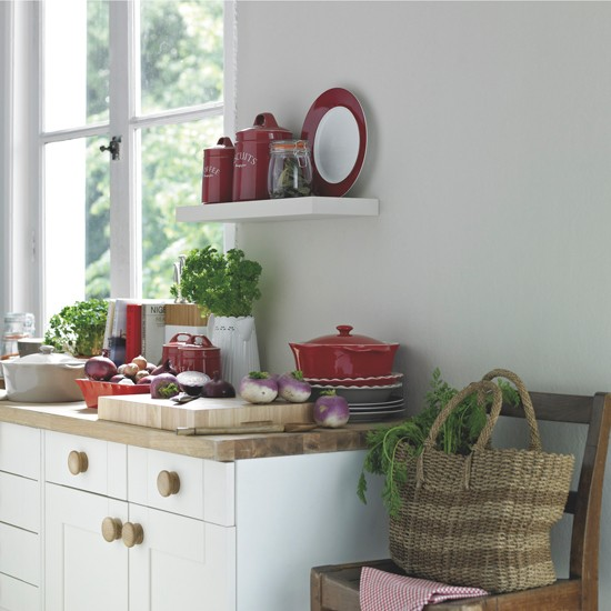 Portland kitchen from homebase budget kitchens 10 of for Best budget kitchens