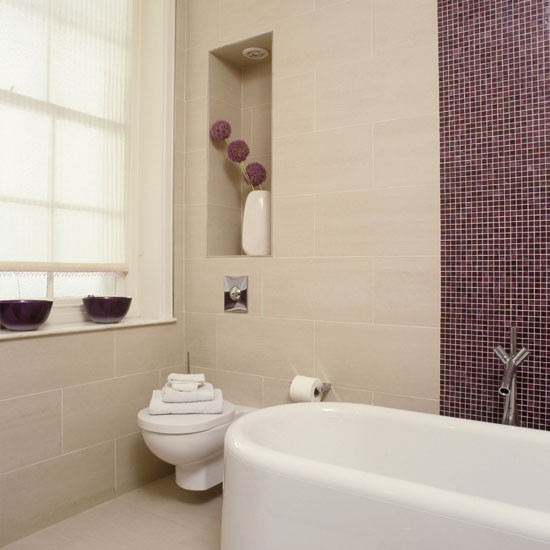Colourful mosaic bathroom bathroom colour schemes Bathroom tile ideas mosaic