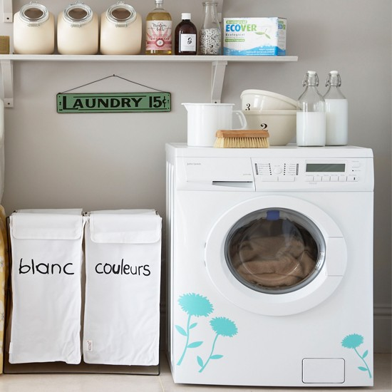 what to clean a washing machine with