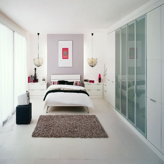Best Fitted Wardrobes: Horizon Fitted Bedroom Furniture From Hammonds