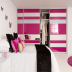 Pink and white glass sliding wardrobe system from Sliderobes |10 Best - Fitted Wardrobes | bedroom furniture | PRODUCT GALLERY | Ideal Home | Housetohome