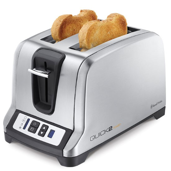 Quick2 Toast Toaster From Russell Hobbs Buyer S Guide To
