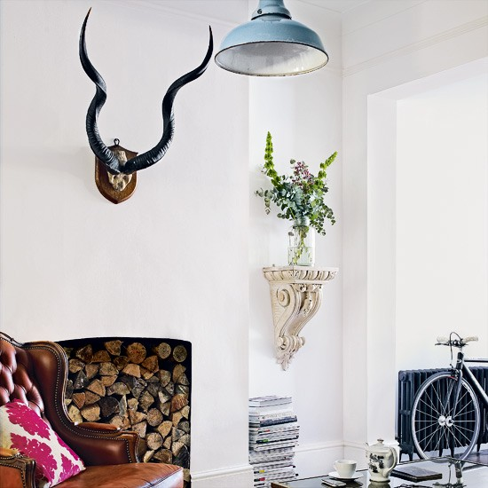 Living room | Take a tour around a London home filled with antique treasures | House tour | Livingetc | PHOTO GALLERY