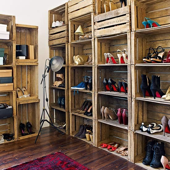 Bedroom shoe storage | Bedroom storage ideas | Bedroom decorating ideas | Housetohome