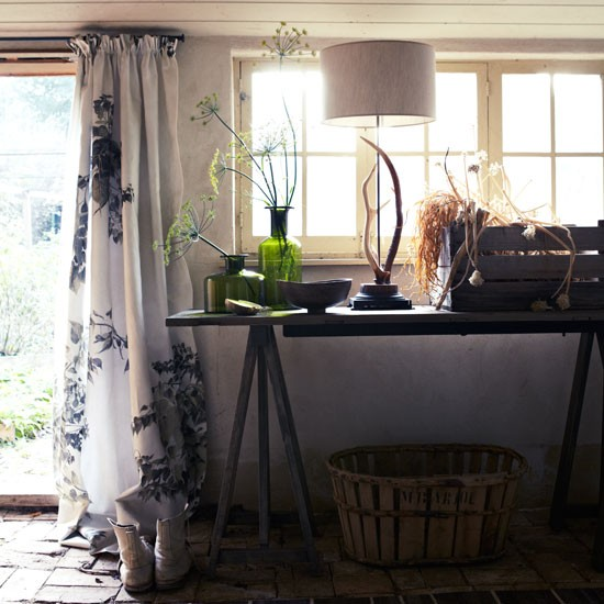 Nature inspired utility room utility room ideas for Nature inspired rooms