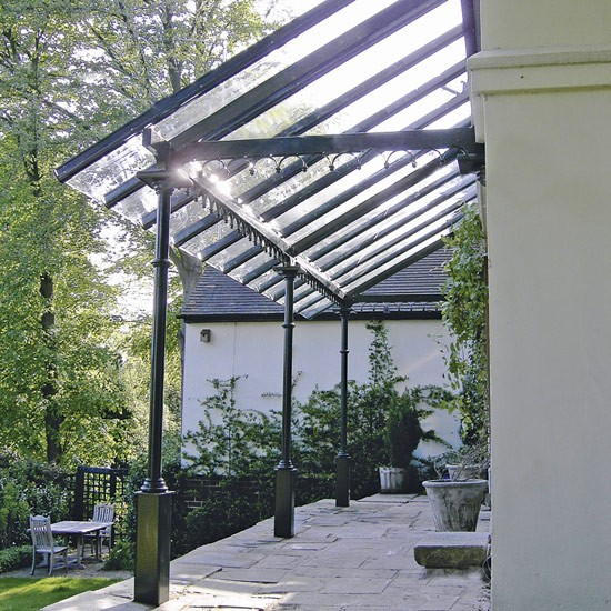 Planning permission for a veranda | Celia Rufey garden questions | garden ideas | PHOTO GALLERY | Housetohome