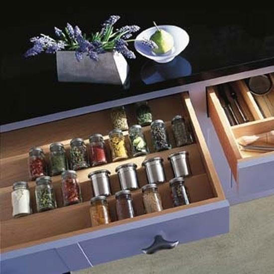 Country Storage Ideas: Country Kitchen Storage Ideas