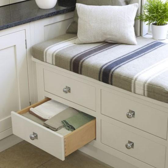 Find hidden space country kitchen storage ideas for Hidden kitchen storage ideas