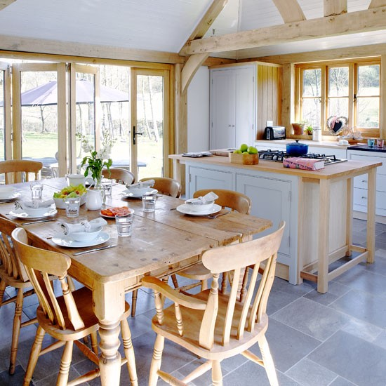 Kitchen Country House Tour Country Homes Interiors