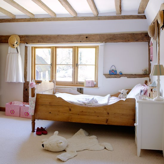 Children&rsquo;s bedroom | country | House tour | Country Homes & Interiors